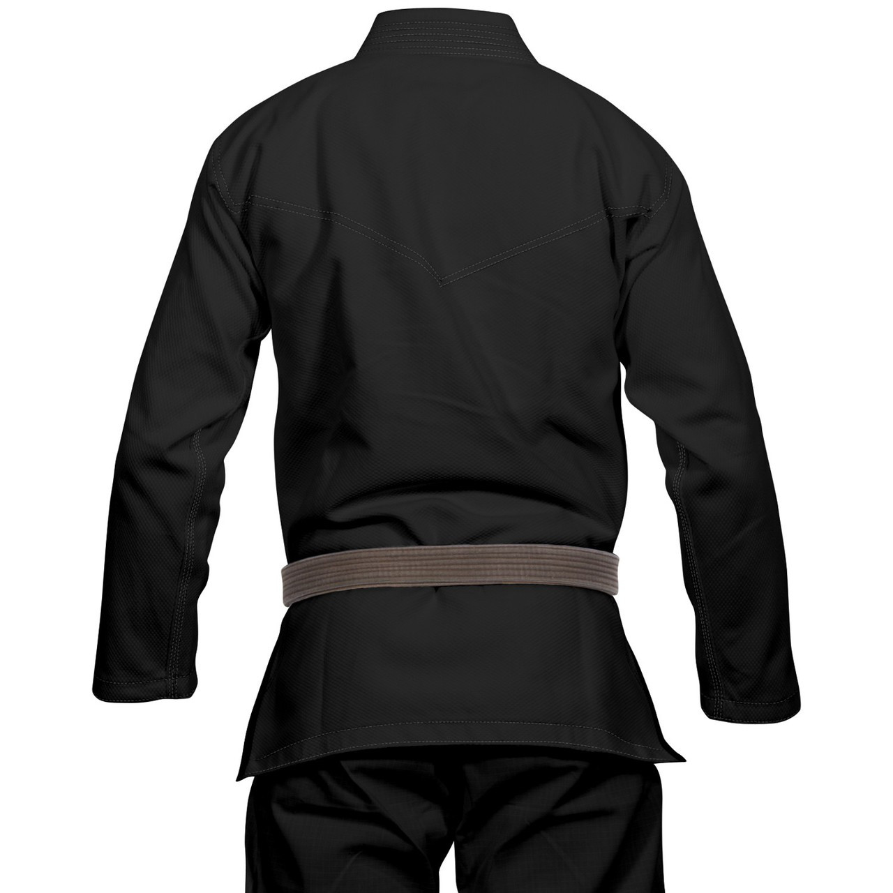 Back of the Venum Elite Classic BJJ GI in Black is now available at www.thejiujitsushop.com  Enjoy Free Shipping from The Jiu Jitsu Shop today!