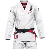 Venum Elite Light BJJ GI in White is now available at www.thejiujitsushop.com  Enjoy Free Shipping from The Jiu Jitsu Shop today!