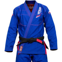 Venum Elite Light BJJ GI in Blue is now available at www.thejiujitsushop.com  Enjoy Free Shipping from The Jiu Jitsu Shop today!
