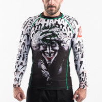 Fusion FG Batman The Killing Joke is available at www.thejiujitsushop.com  Officially licensed Batman Gear.   Enjoy Free Shipping from The Jiu Jitsu Shop today!