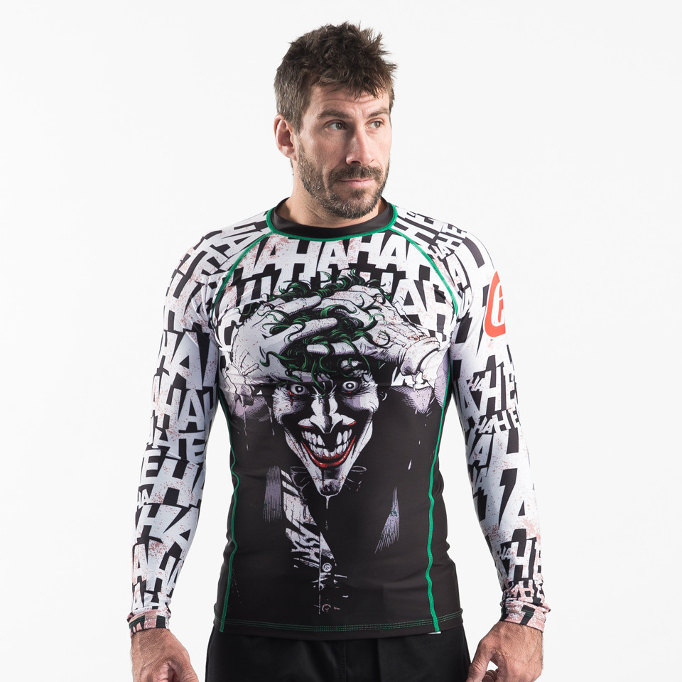 looking right of the Fusion FG Batman The Killing Joke is available at www.thejiujitsushop.com  Enjoy Free Shipping from The Jiu Jitsu Shop today!
