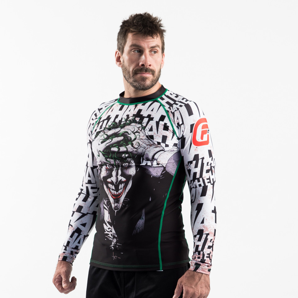 why so serious?  Fusion FG Batman The Killing Joke is available at www.thejiujitsushop.com  Enjoy Free Shipping from The Jiu Jitsu Shop today!