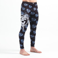 Fusion FG Superman Urban Spats available at www.thejiujitsushop.com  Enjoy Free Shipping from The Jiu Jitsu shop today!