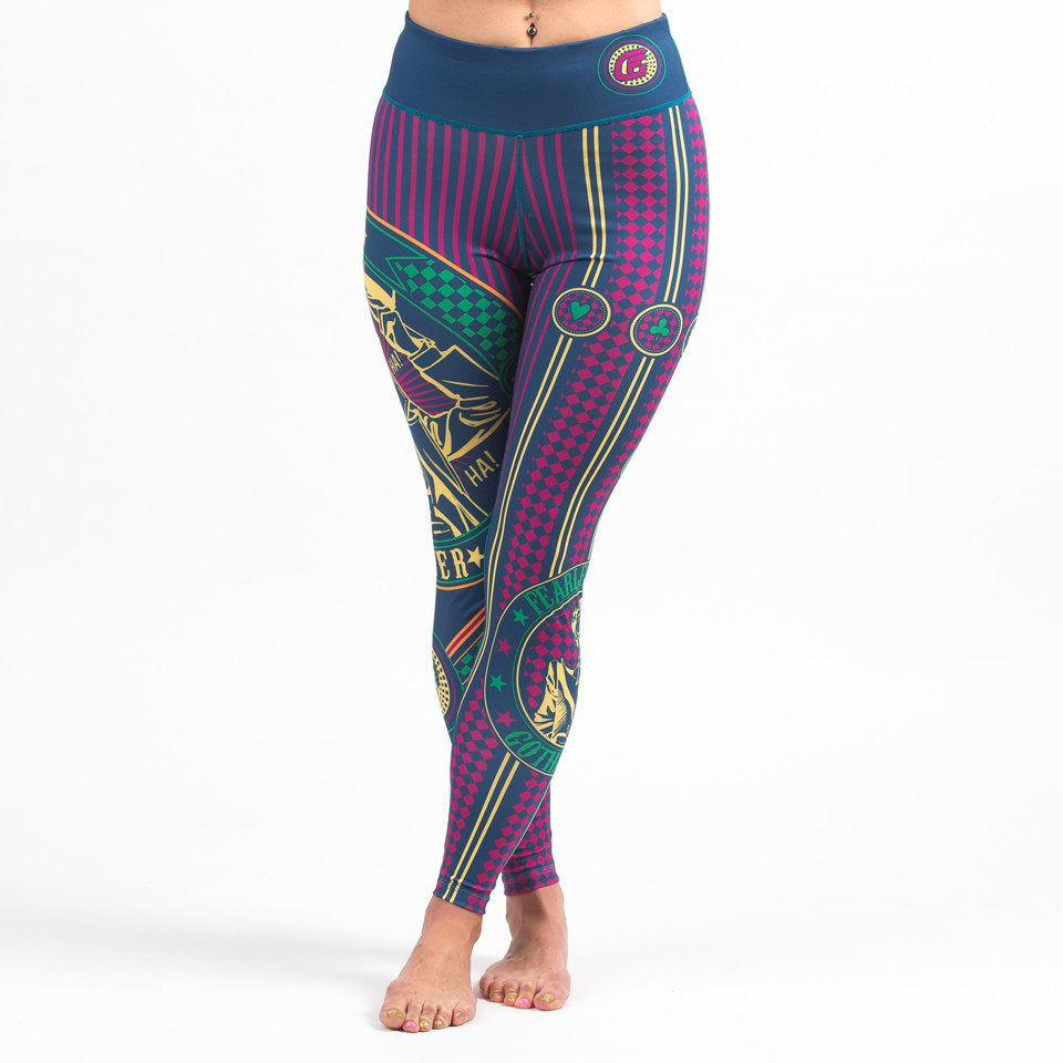purpler joker female spats available at www.thejiujitsushop.com  Enjoy Free Shipping from The Jiu Jitsu Shop
