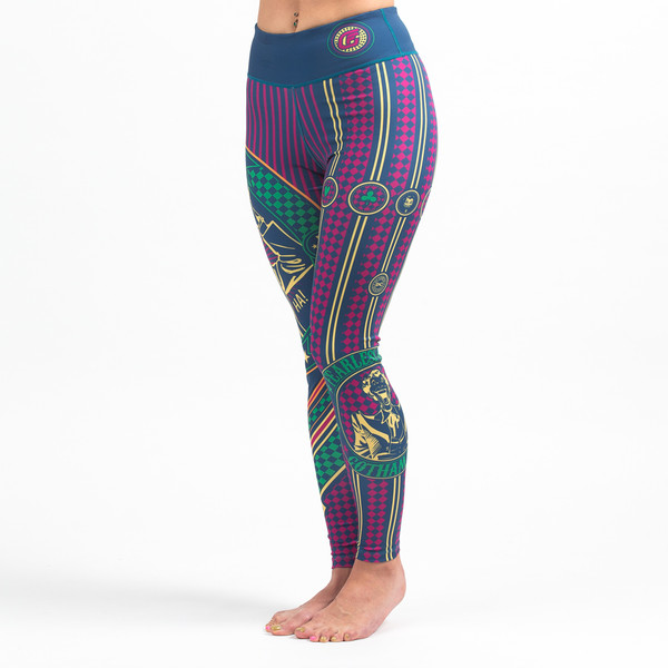 Fusion FG The Joker Fearless Women's Leggings available at www.thejiujitsushop.com  Enjoy Free Shipping from The Jiu Jitsu Shop