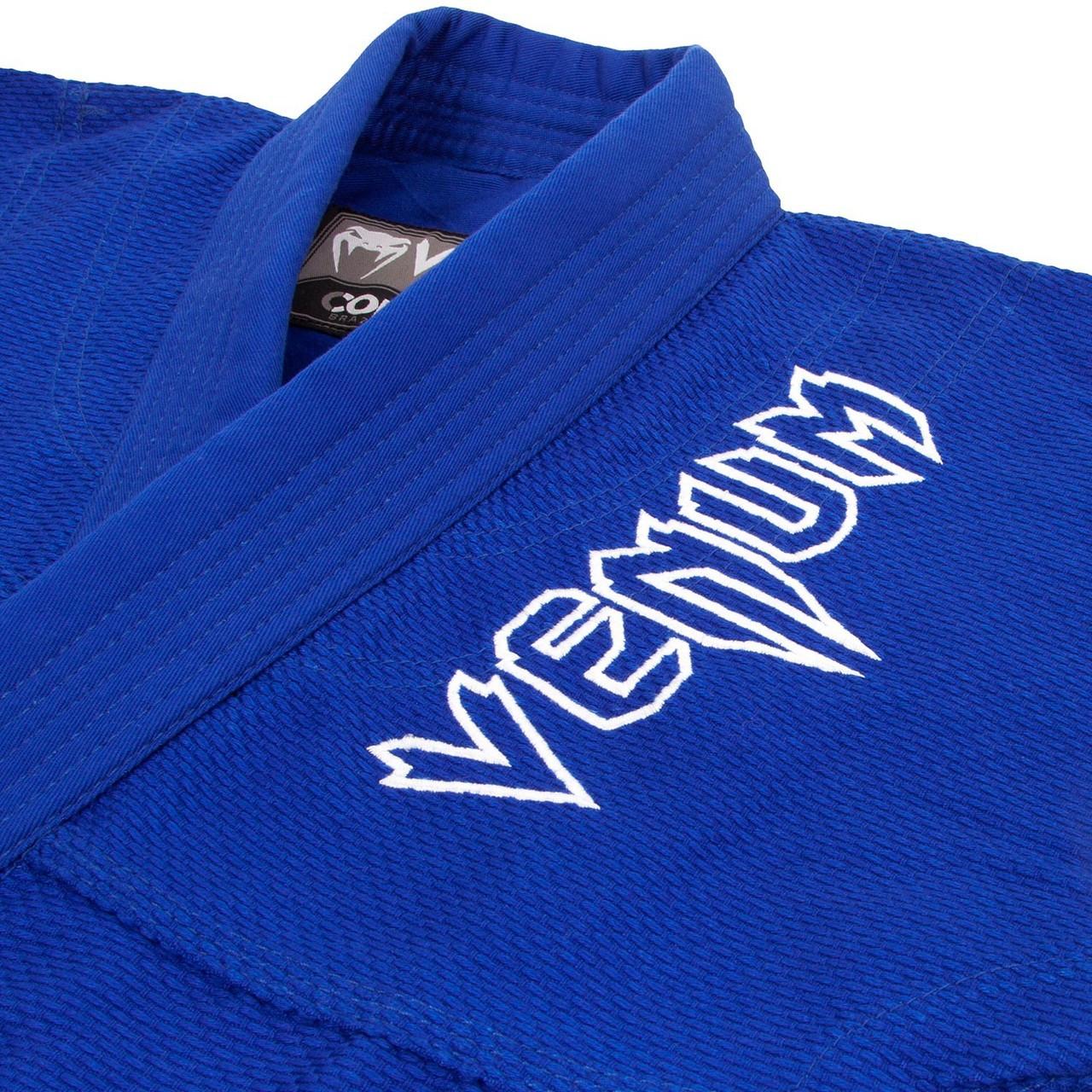 Venum Contender 2.0 Blue BJJ GI available at www.thejiujitsushop.com  Enjoy Free Shipping from The Jiu Jitsu Shop today!