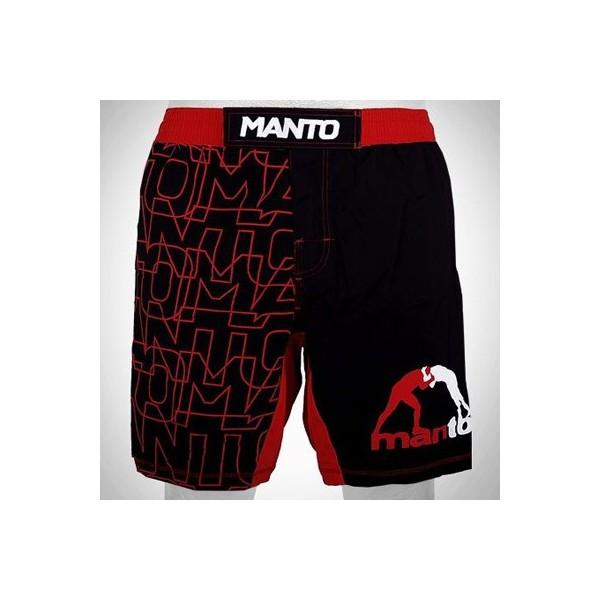 Manto Black Pro Dynamic Shorts Available at www.thejiujitsushop.com  Enjoy Free Shipping from The Jiu Jitsu Shop today!
