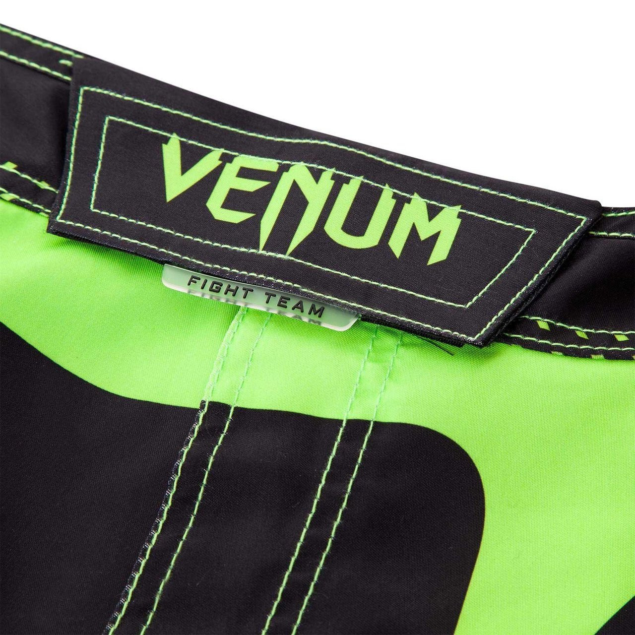 Closing of the Venum Hurricane Fight Shorts now available at www.thejiujitsushop.com Bring black and green shorts to take on the world.   Enjoy Free Shipping from The Jiu Jitsu Shop today!