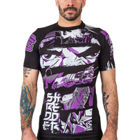 fusion Teenage Mutant Ninja Turtles Short sleeve rashguard.  Available at www.thejiujitsushop.com  Enjoy Free Shipping from The Jiu Jitsu Shop today!