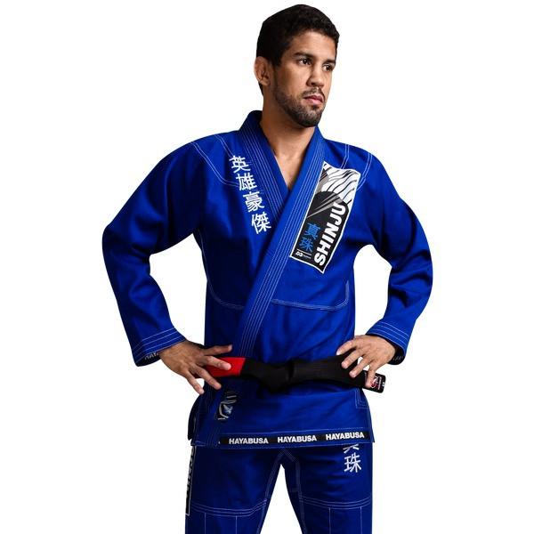 Ready for the mats in the new Hayabusa Shinju 3 Pearl Weave Blue Jiu Jitsu Gi now available at www.thejiujitsushop.com  Enjoy Free Shipping on this comfortable durable new gi from The Jiu Jitu Shop