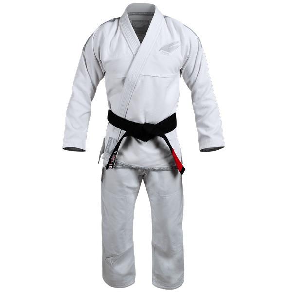Hayabusa Stealth Jiu Jitsu Gi in White available at www.thejiujitsushop.com  Enjoy Free Shipping from The Jiu Jitsu Shop.