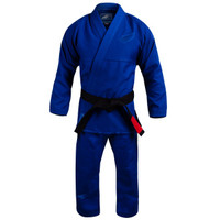 Hayabusa Stealth Jiu Jitsu Gi in Blue available at www.thejiujitsushop.com  Enjoy Free Shipping from The Jiu Jitsu Shop.