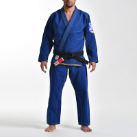 Grips athletics Cali 99 Gi Blue gi.  Available at www.thejiujitsushop.com  Enjoy free shipping from The Jiu Jitsu Shop today!