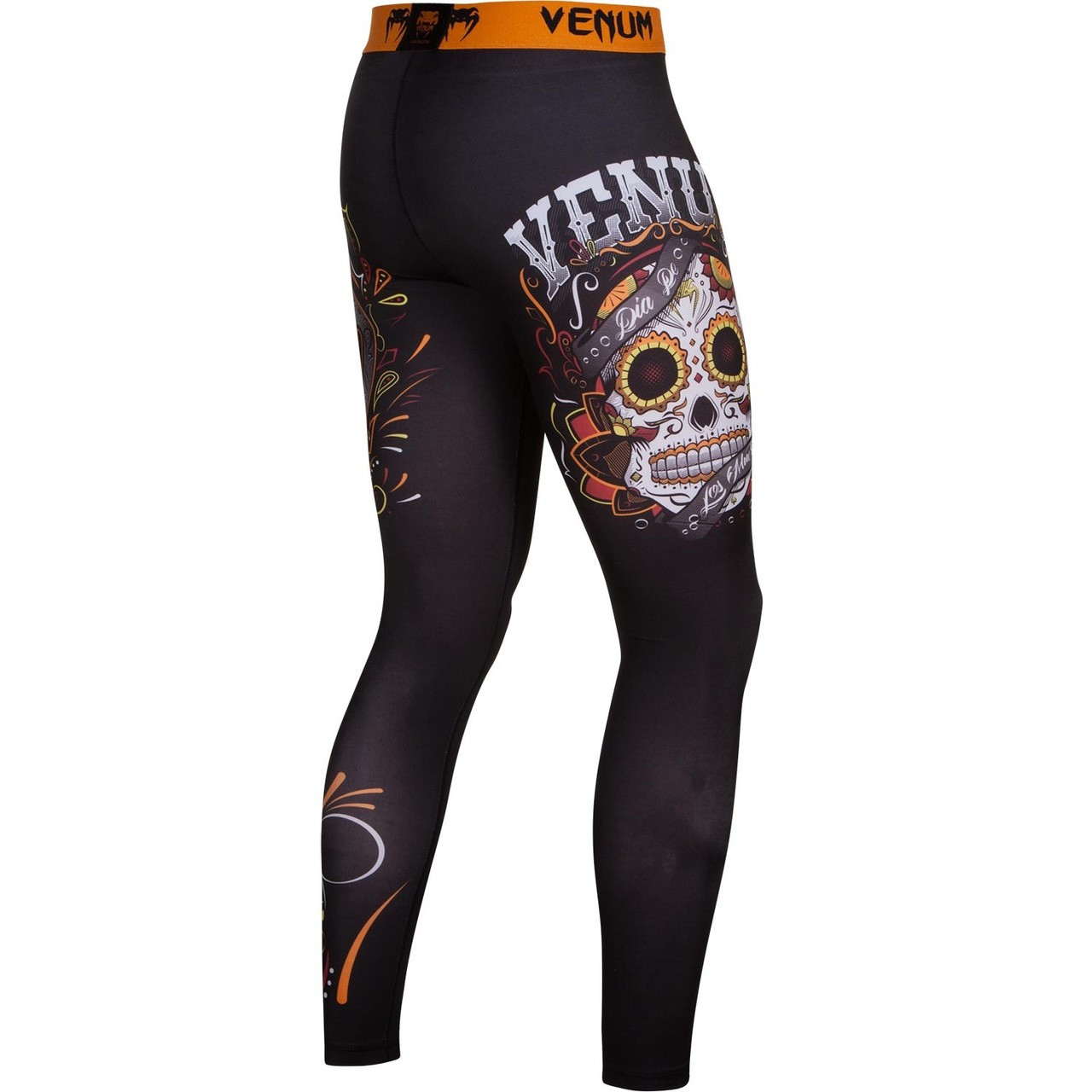 Venum Santa Muerte Spats Available at www.thejiujitsushop.com  Enjoy Free Shipping from The Jiu Jitsu Shop today!