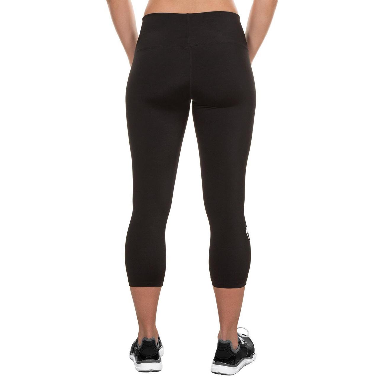 Back of the Venum Essential Leggings now available at www.thejiujitsushop.com  Enjoy Free Shipping from The Jiu Jitsu Shop today!