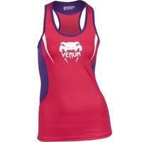 Venum Body fit Tank Top Pink now available at www.thejiujitsushop.com  Enjoy Free Shipping from The Jiu Jitsu Shop today!