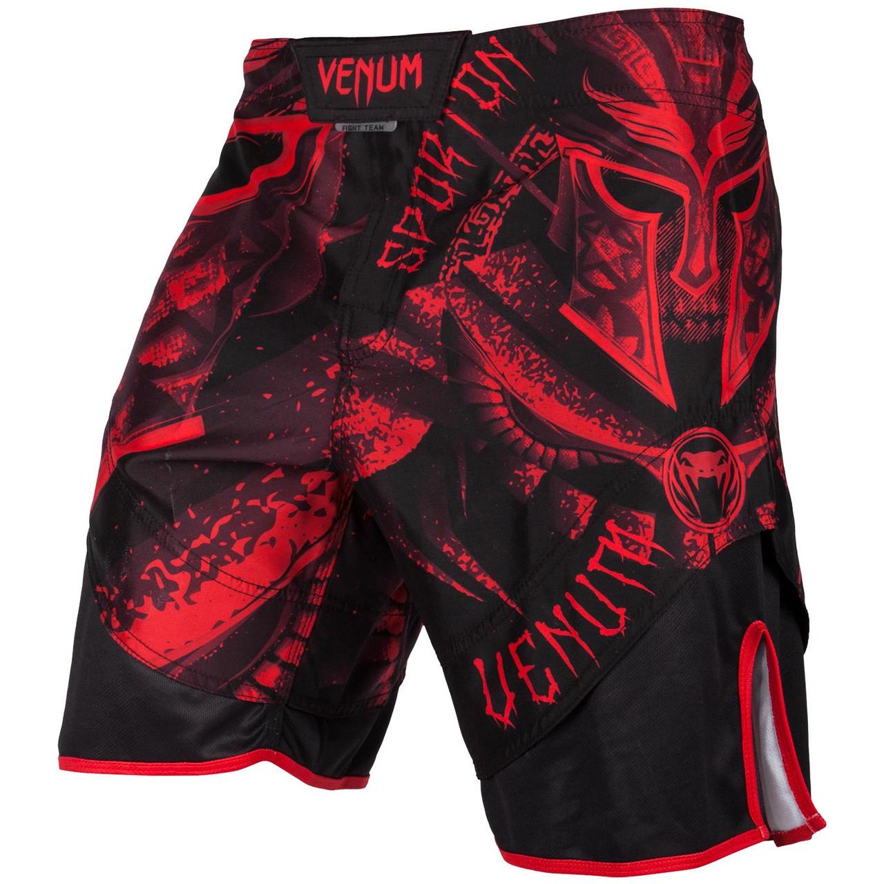 Venum Gladiator 3.0 Fight Shorts Black/Red