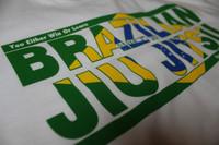 Open Guard Apparel Brazilian Flag Tshirt - White