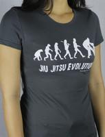 OGA Jiu Jitsu Evolution (Female, gray)