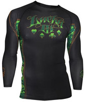 Lucky Gi Luck Dynasty Long Sleeve Rashguard