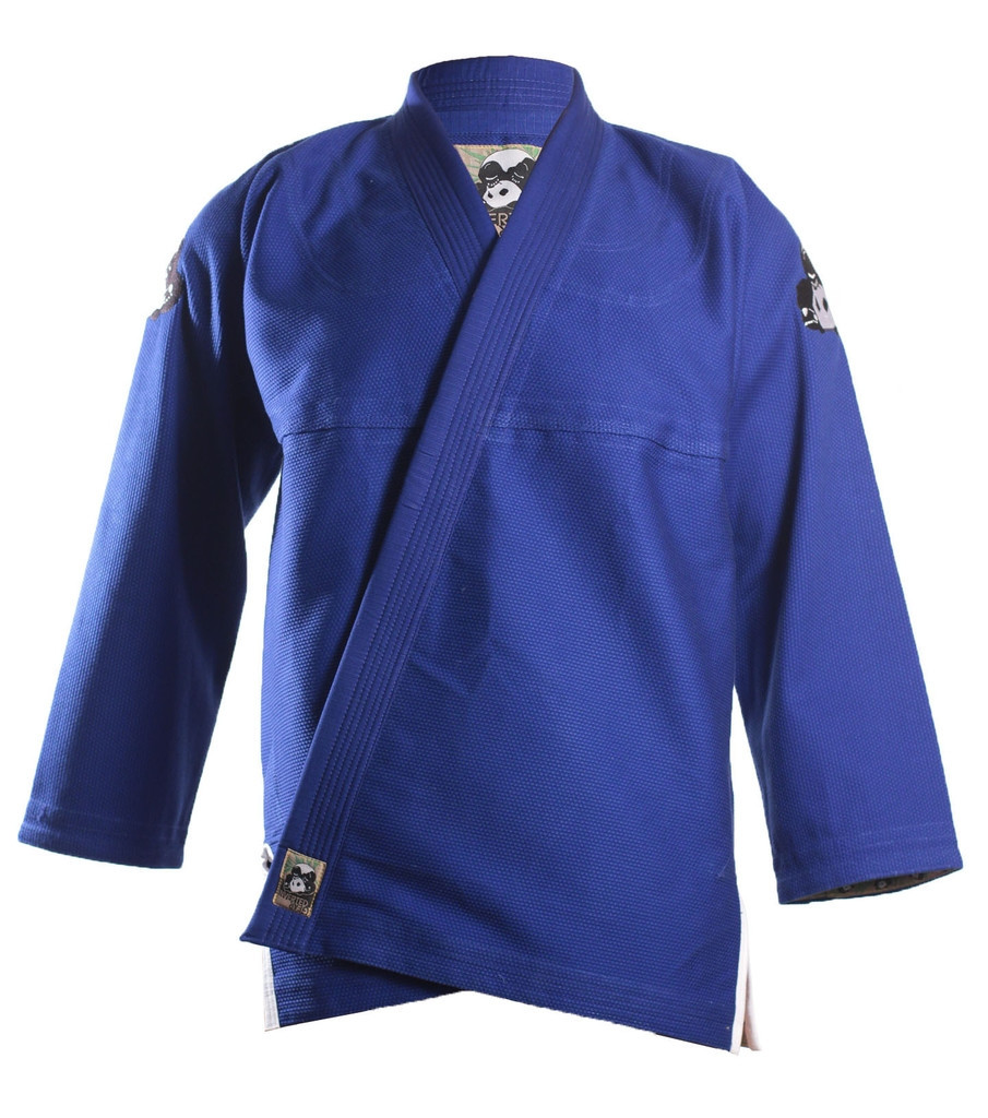 Inverted Gear Blue Panda 2.0 Gi @ www.thejiujitsushop.com