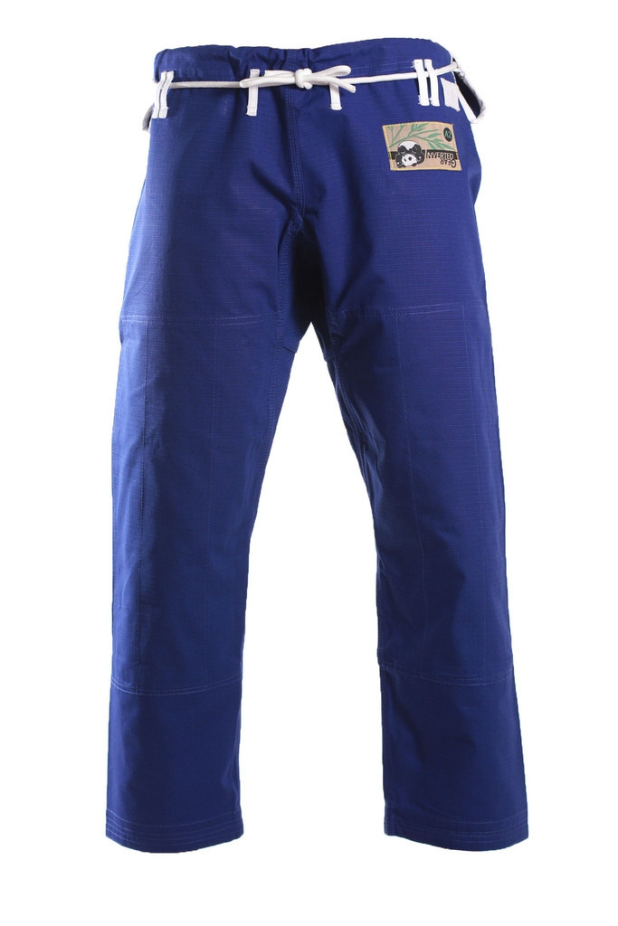 Inverted Gear Blue Panda 2.0 Gi Pants @ www.thejiujitsushop.com
