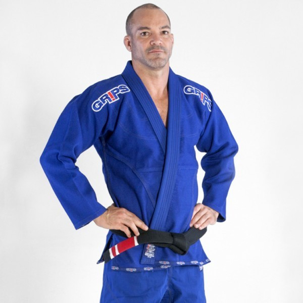 Grips Athletics Royal Blue Secret Weapon 2.0 @ www.thejiujitsushop.com