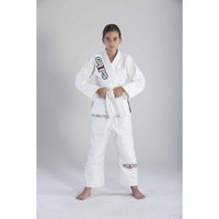 Grips Athletics Lil Secret Kids Gi @ The Jiu Jitsu Shop