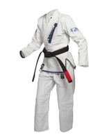 Gameness White Female Feather Gi