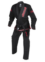 Gameness Feather Gi - Black