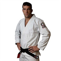 Fuji All Around BJJ Gi (Single Weave) White