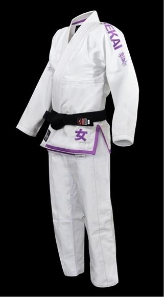 Fuji Sports Sekai Women's BJJ Gi (Purple)