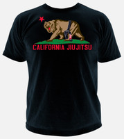 Do Or Die California Jiu JItsu T-Shirt.  Available in Black or Grey.  Shop at www.thejiujitsushop.com  Enjoy free shipping from your friends at The Jiu Jitsu Shop.