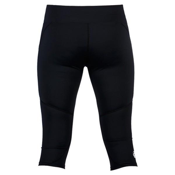 Clinch Gear Women's Compression Capri Black  now at www.thejiujitsushop.com  Enjoy Free Shipping from The Jiu Jitsu Shop