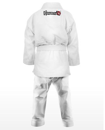 Hayabusa Yuushi Youth Jiu Jitsu Gi @ The Jiu Jitsu Shop Enjoy free shipping on all gis at www.thejiujitsushop.com