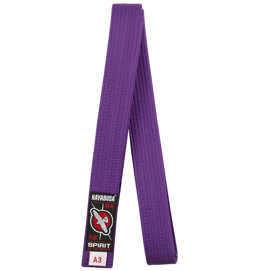 Hayabusa Purple Jiu Jitsu Belt @ The Jiu Jitsu Shop