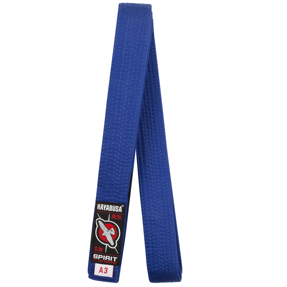 Hayabusa Blue Jiu Jitsu Belt @ The Jiu Jitsu Shop