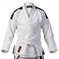 Tatami Nova White Gi @ The Jiu Jitsu Shop