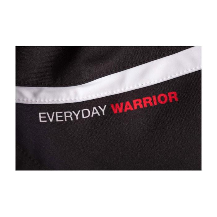 Grips Athletics Miura Evo Fight Short Black Everyday Warrior @ The Jiu Jitsu Shop