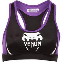 Venum Body Fit Top - Black/ Purple