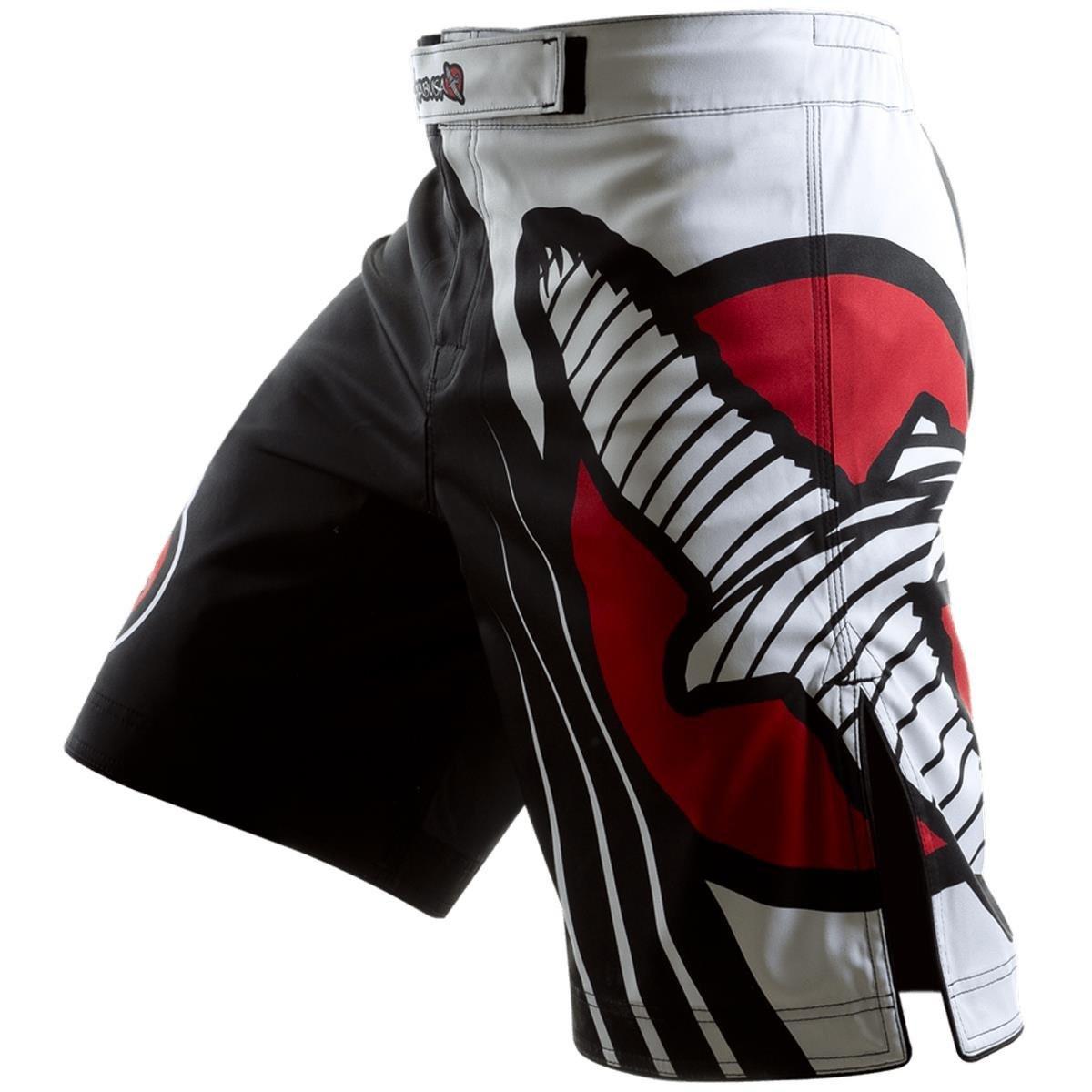 Hayabusa Chikara Recast Performance Shorts Black @ www.thejiujitsushop.com