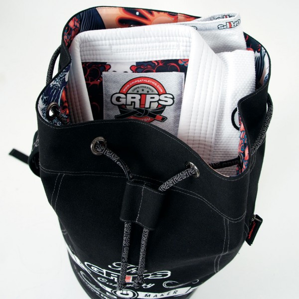 Grips Athletics Gi Sack Backpack The Jiu Jitsu Shop