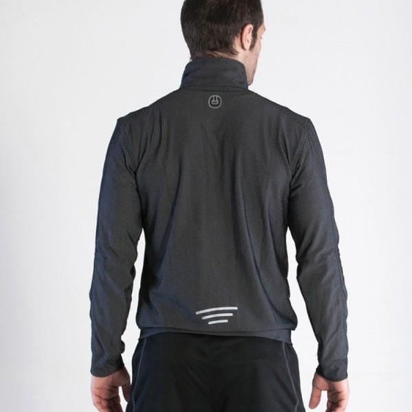 Grips Athletics Men's Chillout Black Track jacket, @ www.thejiujitsushop.com