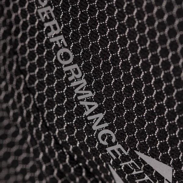 Grips atheltics Men's track jacket zoomed into details @ www.thejiujitsushop.com
