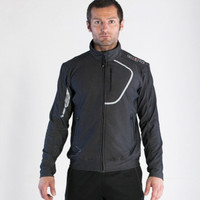 Grips Athletics Men's Chillout Black Track jacket, @ www.thejiujitsushop.com