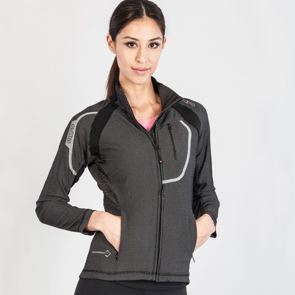 Grips Athletics Women's Chill Out Tracktop.  Comfortable Women's tracktop jackets.  www.thejiujitsushop.com