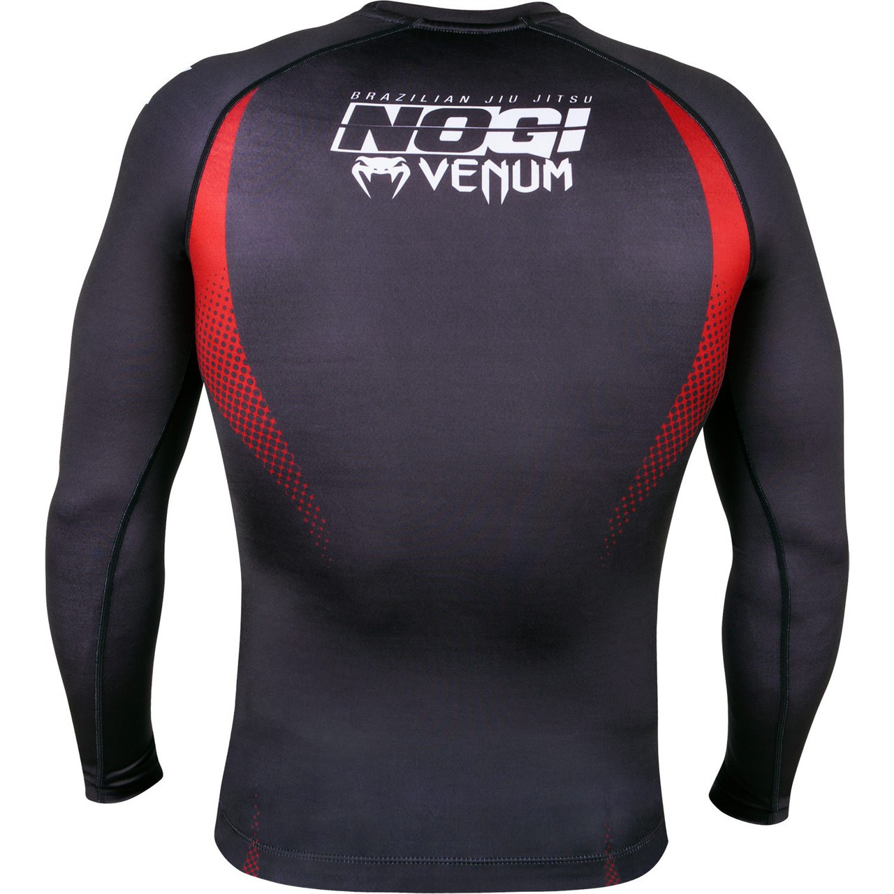 Venum No Gi Ranked Rashguard Long Sleeve Rashguard.  The Jiu Jitsu Shop.  www.thejiujitsushop.com   Enjoy free shipping storewide