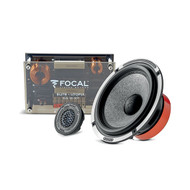 "Focal Utopia M 165W-XP - Two way 6.5"" Car Audio Component Speaker Set."