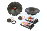 "Scan-Speak Black 820013 - Two way 6"" Car Audio Component Speaker Set."