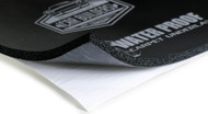 Car Builders Water Proof Carpet Underlay - Car Audio Acoustic Sound Deadening.